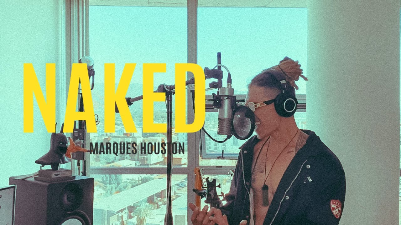 #WillyWednesdays — Naked — Marques Houston (William Singe Cover)