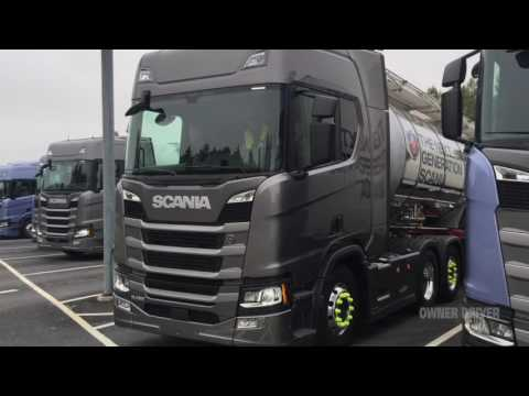 Next Generation Scania