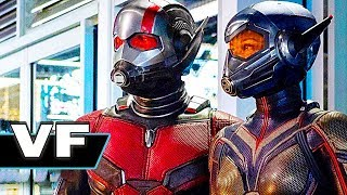 ANT MAN 2 Bande Annonce VF Officielle (2018) streaming