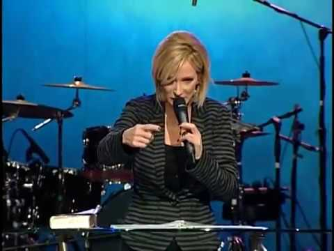 "'The Power of the Holy Spirit ""- Pastor Paula White-Cain"