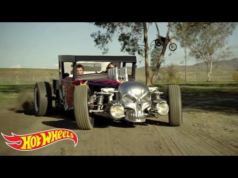 Hot Wheels World's Best Driver Episode 1 - Free Zone   Hot Wheels