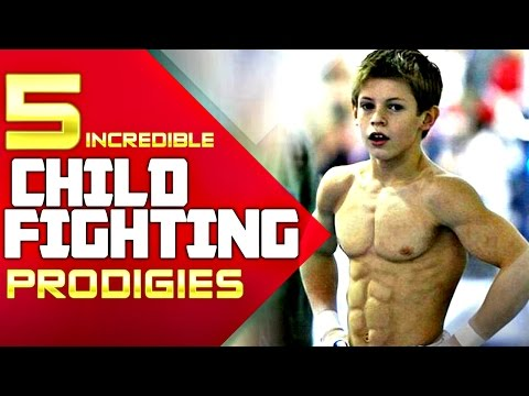 Thumbnail: 5 Most Incredible Child Prodigies In Boxing/MMA 2017