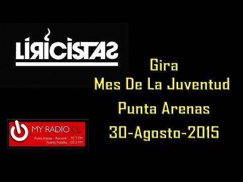Liricistas - Mes De La Juventud - Punta Arenas (30-Agosto-2015)