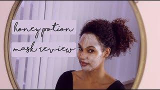 Dry Winter Skin? | Farmacy Honey Potion Mask Review | Skincare 2018 ◌ alishainc