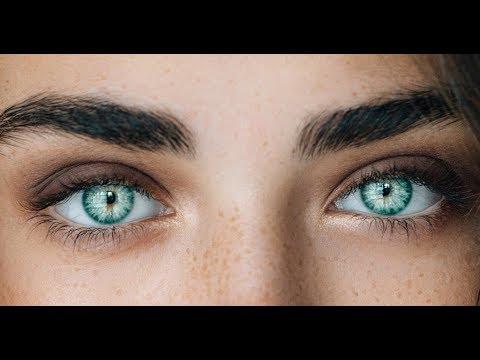 Sea GREEN Eyes Subliminal | GET GORGEOUS Green Eyes - YouTube
