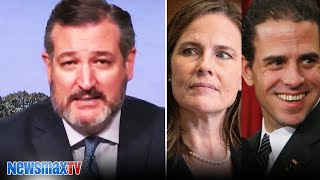 They attack Amy & protect Hunter | Ted Cruz