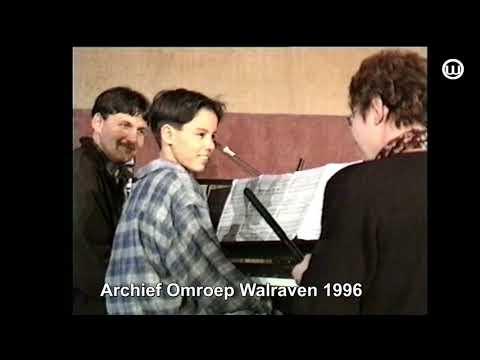 210323 Gevonden op onze Zolder Impressie muziekuitvoering leerlingen Peter van Krey 1996