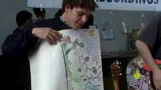 Jeffrey Lewis: Street Performance At FolkLife 2005