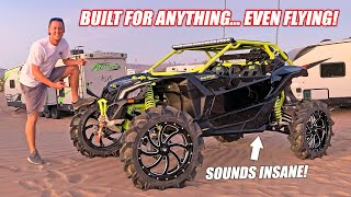 Download Introducing My Newly BUILT Can-Am Turbo RR!!!! (and Immediately Full Sending It) + Cooper Surprise! Mp3 and Videos