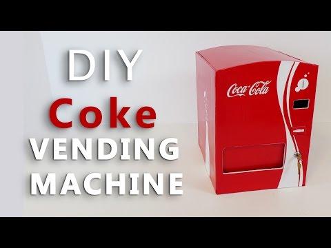 DIY Coke Vending Machine!