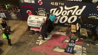 World 100 Eldora Speedway 50/50 Drawing