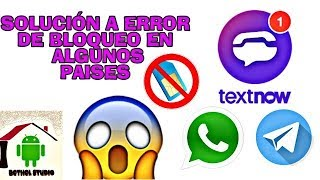 Como tener número virtual para Whatsap y Telegram / Tener Whatsapp sin una tarjeta sim card