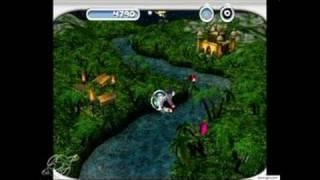 ZooCube GameCube Gameplay - Indian Ocean