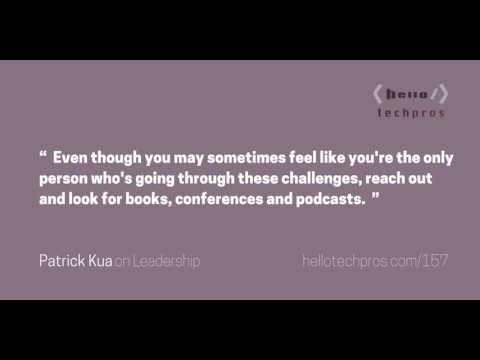 157: Why Tech Lead Positions Are So Lonely — Patrick Kua on Leadership