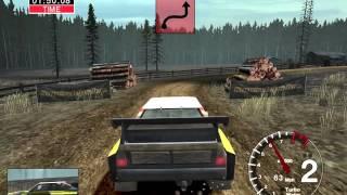 Colin Mcrae Rally 04: All Maps - Finland Stage 6 'Audi Quattro' [FIN S6] (HD)