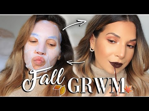 ♡ GRWM comme AVANT 🍁*Hair, Makeup, Outfit* thumbnail