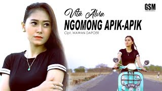 Dj Ngomong Apik Apik - Vita Alvia I Official Music Video