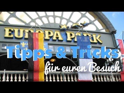 Europa-Park: Tipps & Tricks #1