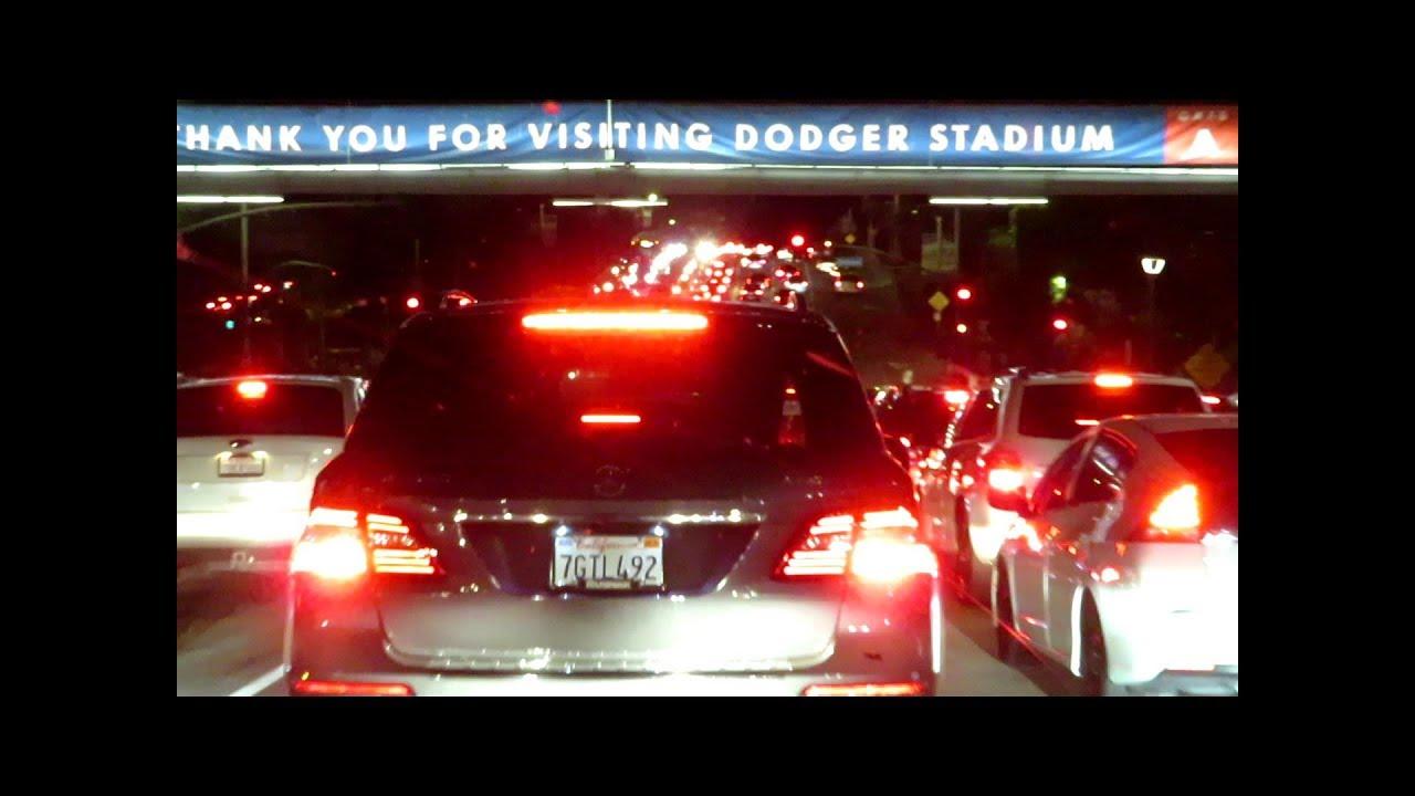THE CONCERT WEST Night 1 VIP Traffic Jam Dodger Stadium Parking Lot I ROXX  AMERICA