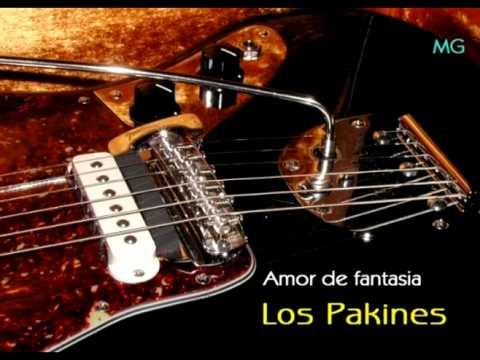 Los Pakines - Amor de Fantasia ( Versión Original - 1973)