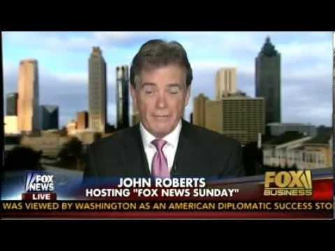 "Fox News' John Roberts: Jobs Report ""Bad News And More Bad News"""