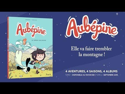 bande annonce de l'album Le Génie Saligaud