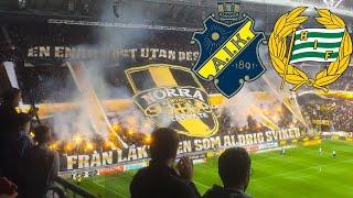 AIK vs Hammarby IF 1-0 23/9-2018 |