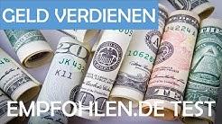 Online Geld verdienen - empfohlen.de Test 2019