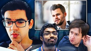 Watching the Magnus Carlsen Chess Tour Finals- AG ft. Raja, AD & maybe VD YouTube Videos