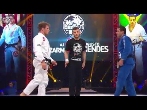 AJ Agazarm vs Augusto Tanquinho Mendes