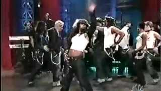 JANET - All Nite (don't stop), LIVE  [JanetGreece] [HQ]