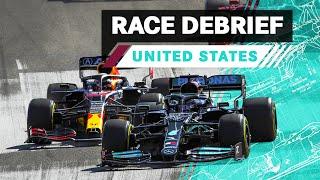 Overcuts, Atmosphere \u0026 More   2021 United States Grand Prix F1 Race Debrief