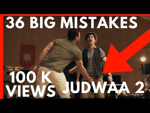 36-big-mistakes-in-judwaa-2-|-judwaa-2-movie-mistakes-|-sharry-mistakes-finder
