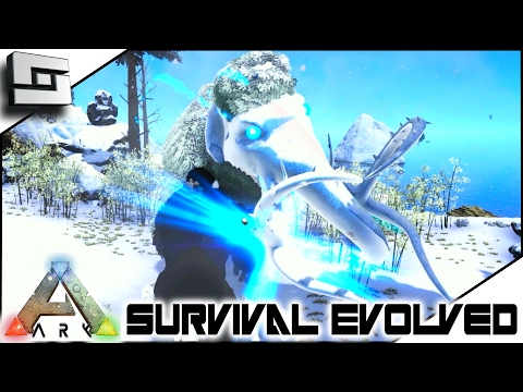 MEGAPITHECUS TAME VS ICE DIETY! Modded ARK: Extinction Core E24 ( Ark Survival Evolved Gameplay )