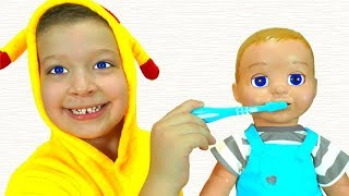 This is The Way Song | Nursery Rhymes Songs for Kids