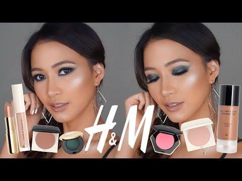 H&M MAKEUP ONE BRAND TUTORIAL + MINI REVIEW [BAHASA INDONESIA]