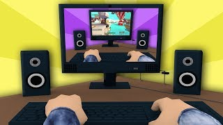ROBLOX SIMULATOR of roblox that simulates a roblox game simulating simulators...