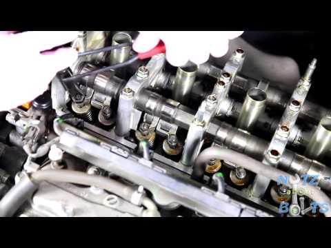 2003-2007 Honda Accord Valve adjustments