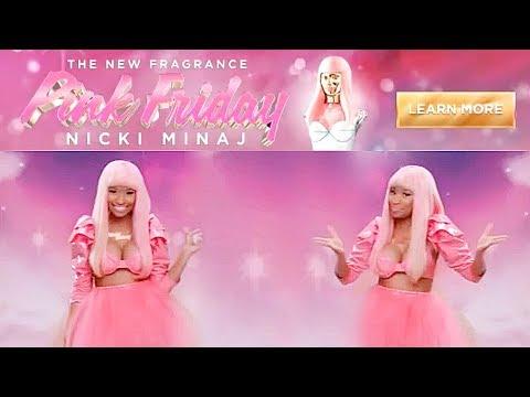 Pink Friday Fragrance | Promotional Internet Commercial