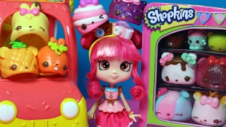 Delivery of Donatinki - Shopkins & Num Noms & Barbie - a fairy tale in Polish