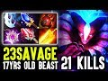 savage yr Old Beast Of Fnatic Age Is Just A Number  h Dota   Mp3 - Mp4 Download