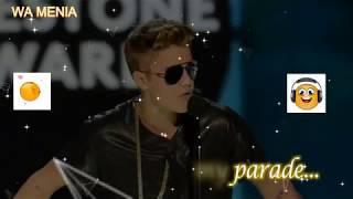 English Whatsapp status video   Love Yourself Justin Bieber   WA Menia