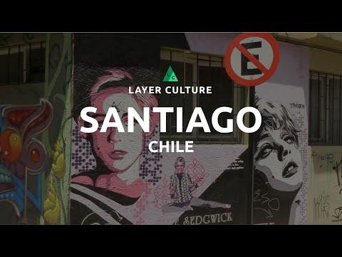 5 MINUTES IN SANTIAGO DE CHILE