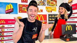Evde Kendi McDonalds 'ımı Açtım ?!