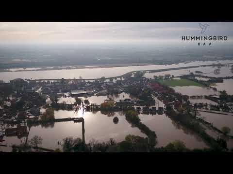 Fishlake Flood 2019