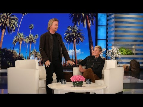 David Spade Has No Idea How He Gained 25 Pounds of Mystery Weight