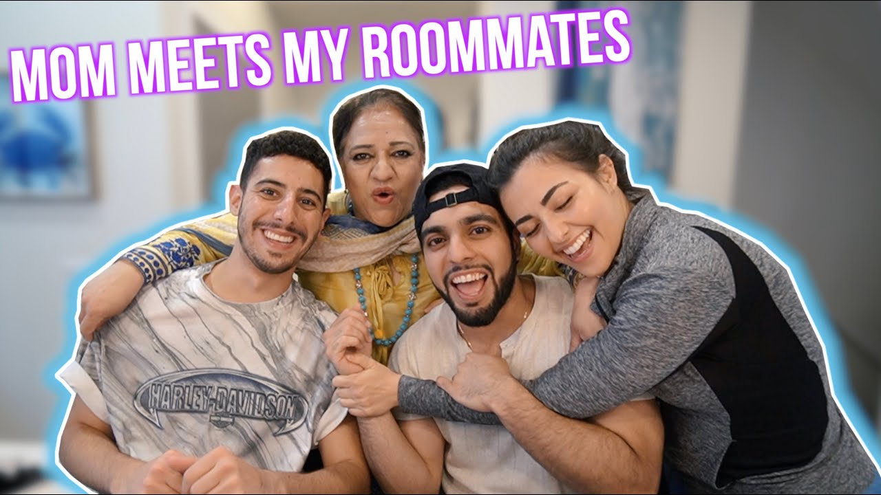 MAMA JEE VISITS FOR THE FIRST TIME!! *Nerve Wracking*