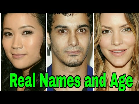 Scorpion Cast Real Names and Age