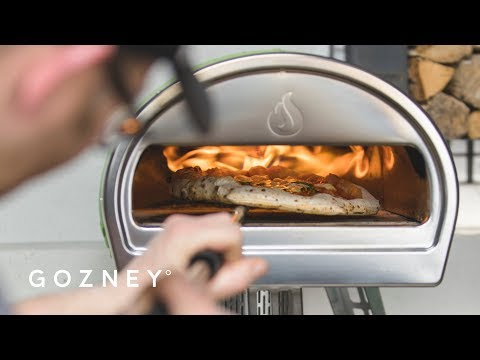 How To Make Pizza From Scratch With Adam Atkins | Gozney