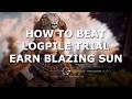 Horizon Zero Dawn™ How To Beat Logpile Trial And Earn Blazing Sun Easily
